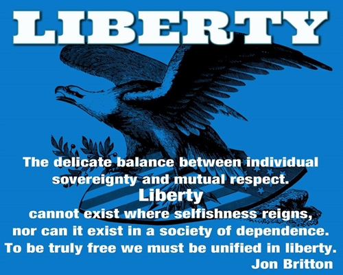 How do I define Liberty?
