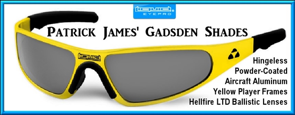 Patrick James' Gadsden Shades