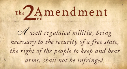 A Second Amendment Tutorial: The definition of words may change over time, but the original intent at the time they were written does not.